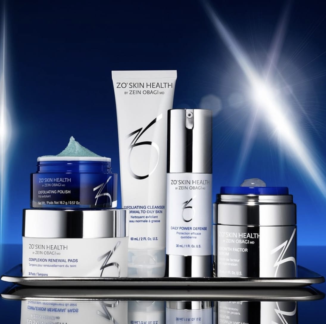 Image of ZO Skin Health products